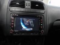 Установка мультимедийного центра RedPower на автомобиль VW Polo Sedan