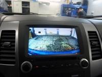 Установка мультимедийного центра RedPower и парковочной камеры RedPower на автомобиль Mitsubishi Outlander XL