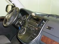 Установка штатной магнитолы - штатной мультимедиа системы Navipilot для VW T5 Multivan