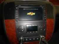 Установка мультимедийного центра RedPower на автомобиль Chevrolet Tahoe