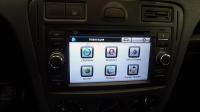 Установка мультимедийного центра NaviPilot на автомобиль Ford Fusion