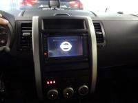 Установка мультимедийного центра Navipilot и парковочной камеры Redpower на автомобиль Nissan X-Trail