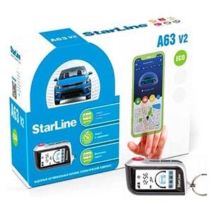StarLine A63 v2 ECO